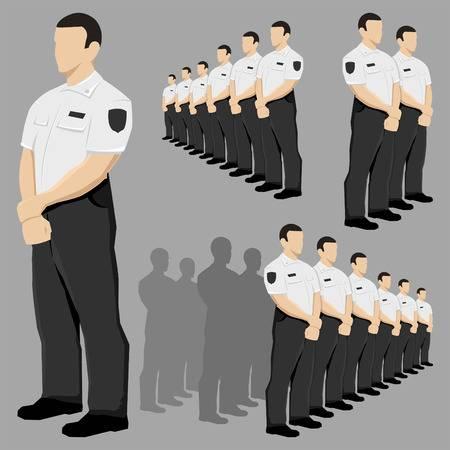 專業護衛有限公司行情講座暨保安招聘