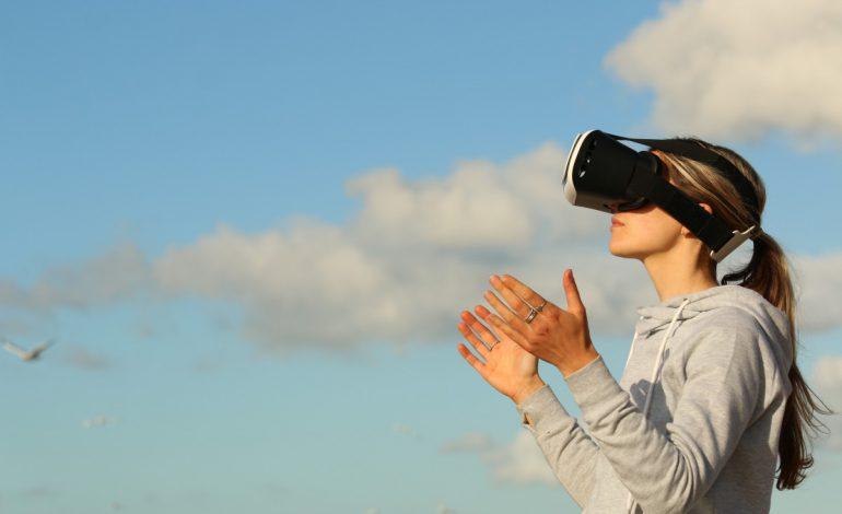 虛擬實境體驗工作坊
